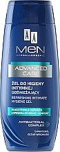 Парфюми, Парфюмерия, козметика Гел за интимна хигиена - AA Men Advanced Care Refreshing Intimate Gel