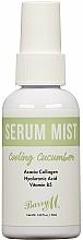 Парфюмерия и Козметика Спрей серум за лице с краставица - Barry M Serum Mist Cooling Cucumber
