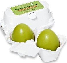 Парфюми, Парфюмерия, козметика Козметичен сапун за премахване на грим със зелен чай - Holika Holika Green Tea Egg Soap