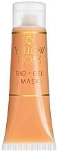 Парфюмерия и Козметика Био гел-маска за лице - Yellow Rose Bio Gel Mask