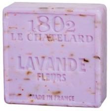 """Натурален сапун """"Лавандулови цветчета"""" без палмово масло - Le Chatelard 1802 Soap Provence Lavender Flowers"""
