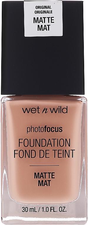 Фон дьо тен - Wet N Wild Photofocus Foundation