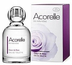 Парфюми, Парфюмерия, козметика Acorelle Coeur de Rose - Тоалетна вода