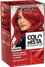 Парфюми, Парфюмерия, козметика Устойчива боя за коса - L'Oreal Paris Colorista Permanent Gel