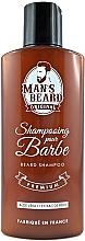 Парфюмерия и Козметика Шампоан за брада с алое вера - Man's Beard Shampooing Pour Barbe Premium