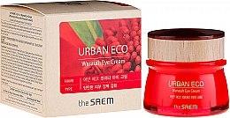 Парфюмерия и Козметика Околоочен крем с екстракт от телопеа - The Saem Urban Eco Waratah Eye Cream