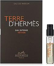 Парфюми, Парфюмерия, козметика Hermes Terre D'Hermes Eau Intense Vetiver - Парфюмна вода (тестер)