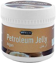 Парфюми, Парфюмерия, козметика Крем, на основата на вазелин, с арганово масло - Hemani Petroleum Jelly Argan