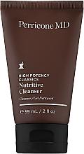 Подхранващ почистващ гел за лице за всеки тип кожа - Perricone MD High Potency Classics Nutritive Cleanser — снимка N1