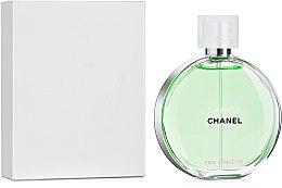 Chanel Chance Eau Fraiche - Тоалетна вода (тестер с капачка)  — снимка N2