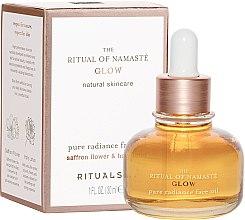 Парфюми, Парфюмерия, козметика Възстановяващо масло за лице - Rituals The Ritual Of Namaste Glow Anti-Aging Face Oil