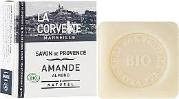 """Парфюми, Парфюмерия, козметика Органичен сапун """"Бадем"""" - La Corvette Savon de Provence Almond Bio"""