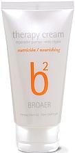 Парфюмерия и Козметика Крем за краищатата на косата - Broaer B2 Nourishing Therapy Cream