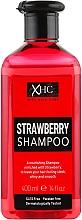 Парфюмерия и Козметика Възстановяващ шампоан за коса с ягода - Xpel Marketing Ltd Hair Care Strawberry Shampoo