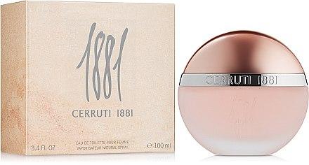 Cerruti 1881 Pour Femme - Тоалетна вода