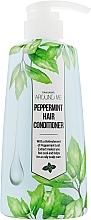 Парфюмерия и Козметика Балсам за коса - Welcos Around Me Peppermint Hair Conditioner