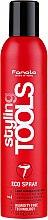 Парфюмерия и Козметика Еко лак за коса с екстра силна фиксация - Fanola Styling Tools Eco Spray Extra Strong Lacquer