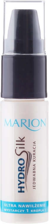 Копринена терапия за коса - Marion HydroSilk
