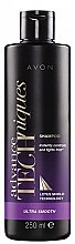 Парфюмерия и Козметика Шампоан за къдрава коса - Avon Advance Techniques Ultra Smooth Shampoo