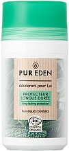 Парфюмерия и Козметика Рол-он дезодорант за мъже - Pur Eden Deodorant Long-Lasting Protection