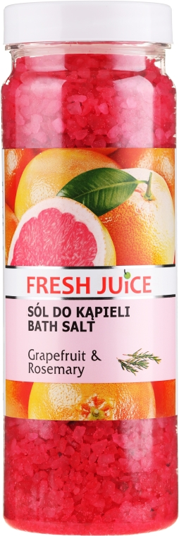 Соли за вана - Fresh Juice Grapefruit and Rosemary