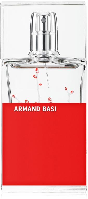 Armand Basi In Red - Тоалетна вода — снимка N5