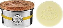 Парфюмерия и Козметика Натурален сапун - Essencias De Portugal Tradition Aluminum Jewel-Keeper Lemon