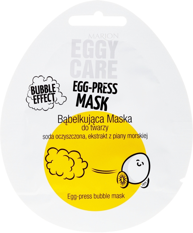 Маска за лице - Marion Eggy Care Egg-Press Mask