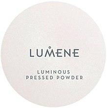 Парфюми, Парфюмерия, козметика Пудра за лице - Lumene Luminous Pressed Powder