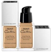 Парфюми, Парфюмерия, козметика Фон дьо тен - Givenchy Teint Couture Fluide Haute Tenue