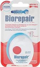 Парфюмерия и Козметика Конец за зъби, 30 м - Biorepair Ultra-Flat Floss
