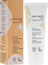 Парфюмерия и Козметика Детски крем под пелени - Pierpaoli Baby Care Nappy Change Cream