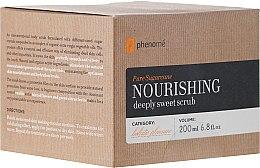 Парфюми, Парфюмерия, козметика Скраб за тяло - Phenome Pure Sugarcane Nourishing Deeply Sweet Scrub