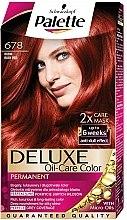 Парфюмерия и Козметика Боя за коса - Schwarzkopf Palette Deluxe