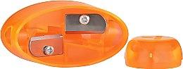 Парфюмерия и Козметика Двойна острилка за моливи, оранжева - Essence Sharpener