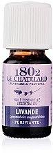 """Парфюмерия и Козметика Етерично масло """"Лавандула"""" - Le Chatelard 1802 Essential Oil Lavanda"""