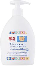 Парфюми, Парфюмерия, козметика Детски течен сапун с цвете мед - Trudi Delicate Liquid Soap With Millefiori Honey