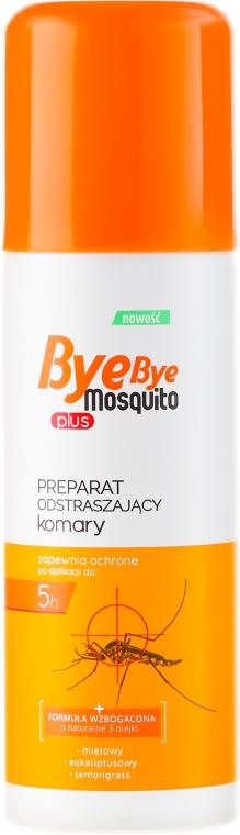 Защитен спрей от ухапвания от комари - Bye Bye Mosquito
