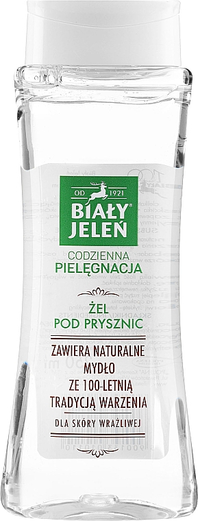 Душ гел - Bialy Jelen Natural Shower Gel