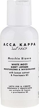 Комплект - Acca Kappa (парф. вода/30ml + лосион за тяло/100ml + сапун50g + четка за коса) — снимка N6