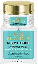 Парфюмерия и Козметика Крем за лице против стареене - 1001 Remedies Nourishing Age Defense Skin Care