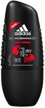 Парфюмерия и Козметика Рол-он антиперспирант - Adidas Dry Power Anti-Perspirant Cool & Dry 72 h