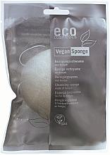 """Парфюмерия и Козметика Гъба """"Аморфофалус коняк"""" за лице и тяло - Eco Cosmetics Cleansing Vegan Sponge Konjac"""
