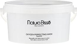 Парфюмерия и Козметика Подхранваща детоксикираща маска за тяло - Natura Bisse Oxygen Perfecting Mask Soufle