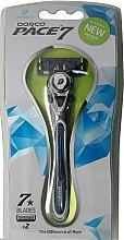Парфюми, Парфюмерия, козметика Самобръсначка , 2 сменяеми ножчета - Dorco Pace 7