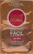 Парфюмерия и Козметика Автобронзиращи кърпички за лице и тяло - L'oreal Sublime Self-Tan Face And Body Wipes
