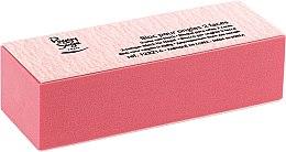 Парфюми, Парфюмерия, козметика Двустранна пила за полиране на ноктите, розова - Peggy Sage 2-Way Nail Block