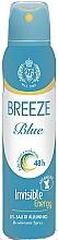 Парфюмерия и Козметика Breeze Blue Deo Spray 48h - Дезодорант за тяло