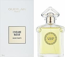 Guerlain L'Heure Bleue - Тоалетна вода — снимка N2