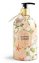 Парфюмерия и Козметика Течен сапун с ванилия - IDC Institute Scented Garden Liquid Soap Vanilla